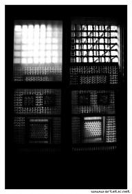 Moucharabieh windows