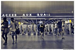 Paris public transportation