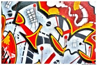 Underground place to draw nice graffitis