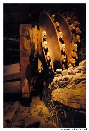 Carbonia mining
