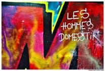 Graffitis in Paris