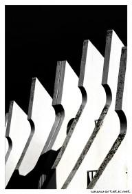 La grande motte architecture