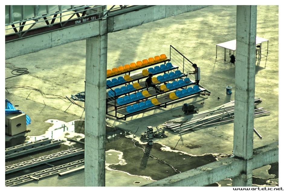 Tetris benchs