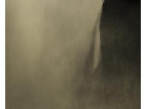 Beautiful view over Victoria falls