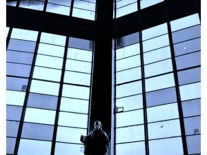 Welcome in the Regina Mundi churche, the biggest catholic church of South Africa