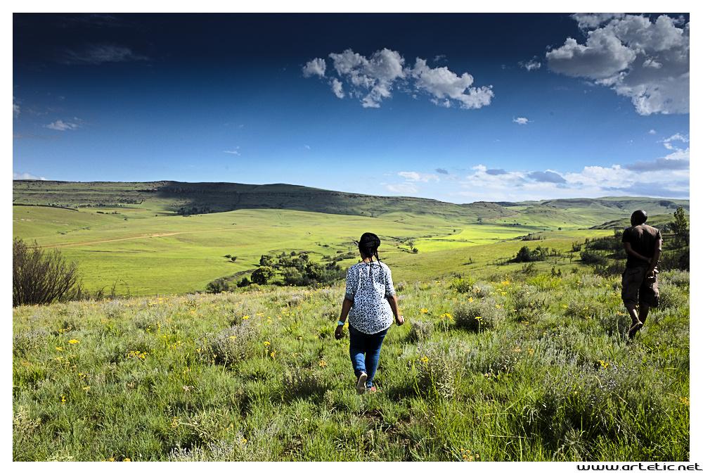 Sotho walk
