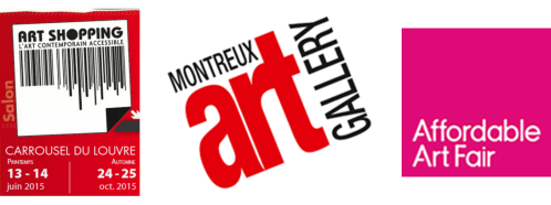 The 3 art fairs I attend this year with PAKS Gallery