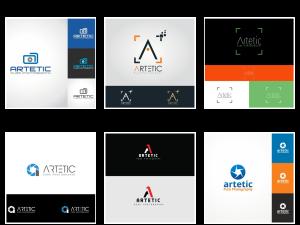 Artetic Pure photography new logo