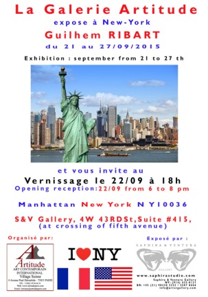 Pure photography guilhem Ribart exhibited in new york at the Saphira and Ventura gallery
