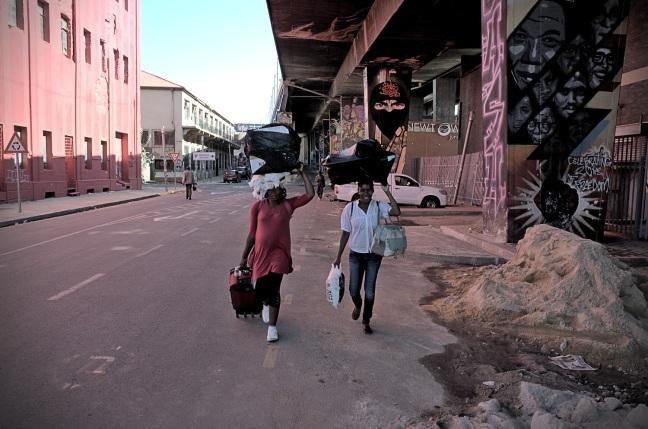 Street portage