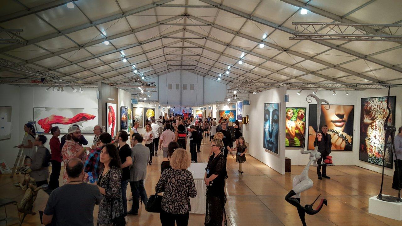 SPECTRUM Miami Art fair 201502