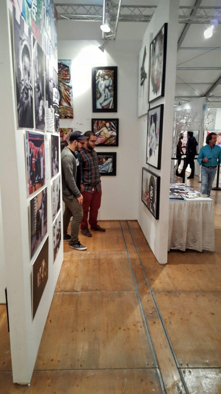 SPECTRUM Miami Art fair 201511