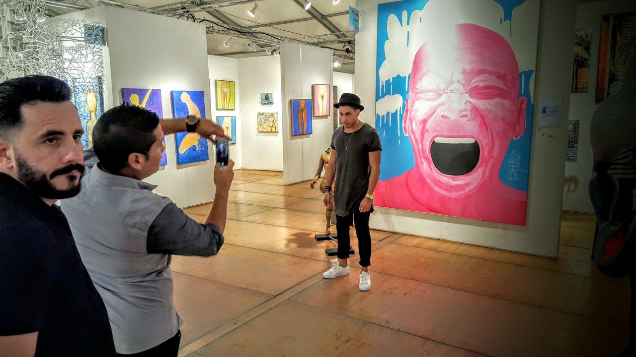 SPECTRUM Miami Art fair 201513