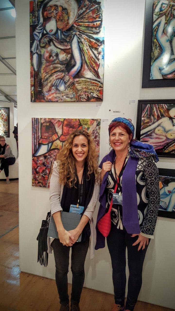 SPECTRUM Miami Art fair 201522