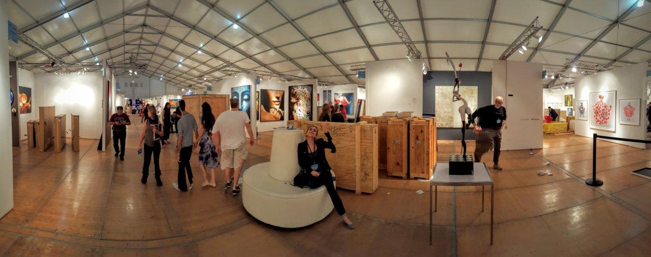 SPECTRUM Miami Art fair 201529