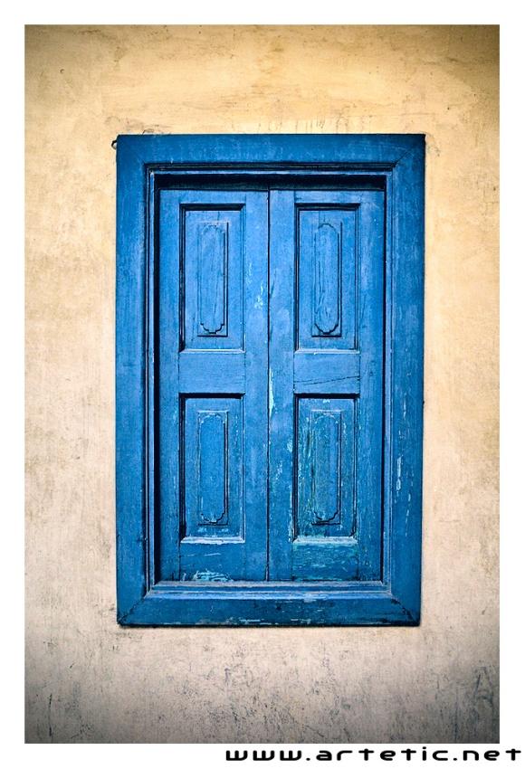 Door in Meknes