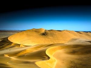 Beautiful namibia desert image