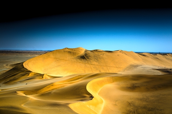 Beautiful namibia desert image