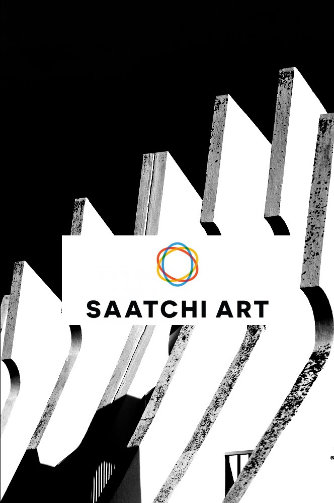Now available on Saatchi Art!